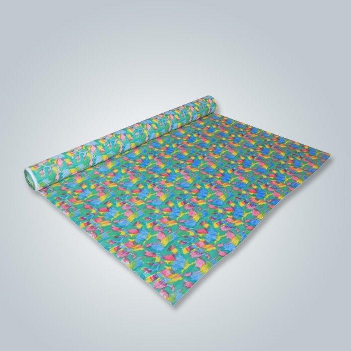 Couvertures de literie colorées TNT