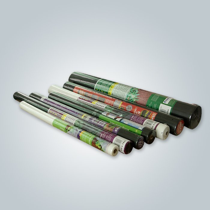 Biodegradable non woven ground cover mats