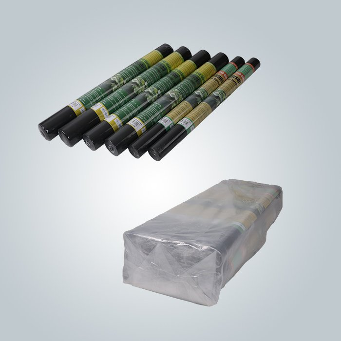 Heavy duty landscape fabric for weed control
