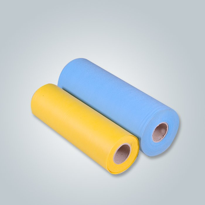 Light blue pp non woven fabric for mask