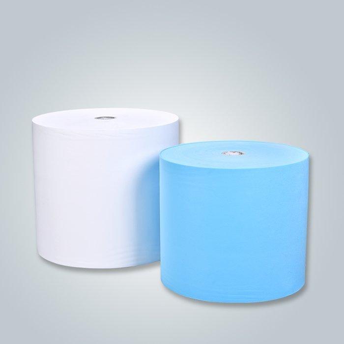 100 tissu non tissé de polyester pp SS spunbond tissu non tissé