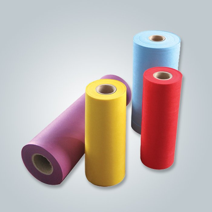 Nonwoven Fabric Roll Manufacturer Waterproof Non-wovens Fabric
