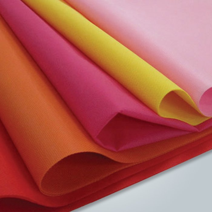 Eco-friendly high quality 100% PP spunbond nonwoven fabric for home textile