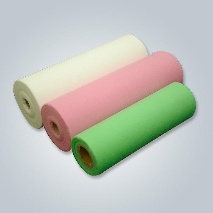 Nonwoven Fabric Spun-Bonded Technics And Hospital Use Spunbond