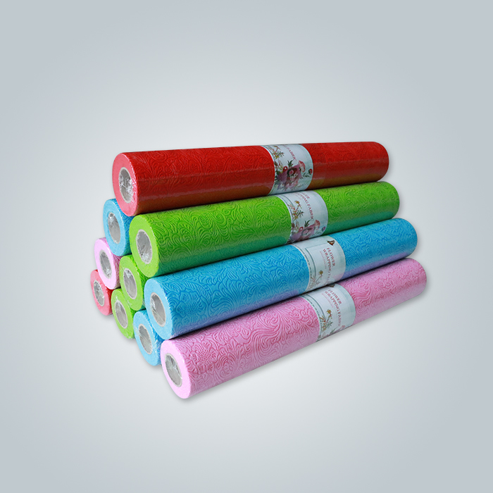 TNT Embossed PP Flower Wrappers