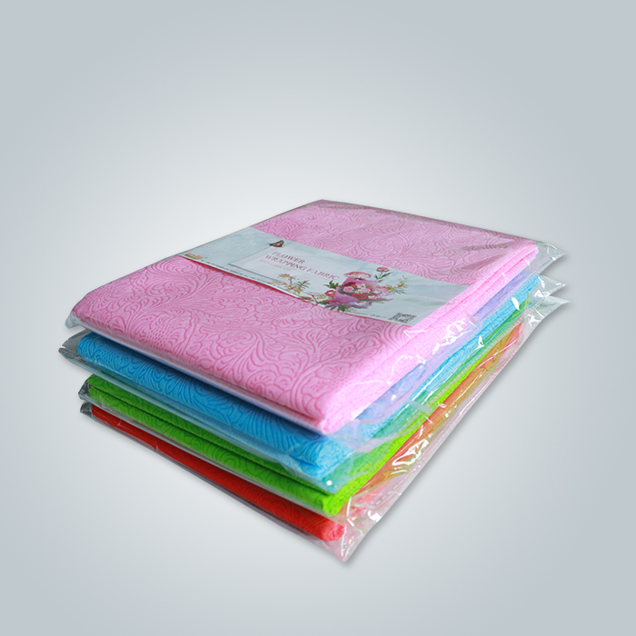 Water Resistant Nonwoven Flower Wrappers