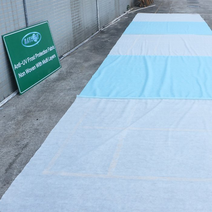 Breathable Agricutural Nonwoven PP Fabric