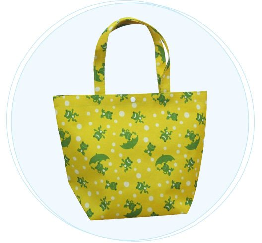 rayson nonwoven,ruixin,enviro-Durable and recycle pp non woven bag with logo priniting , tote bag wi-4