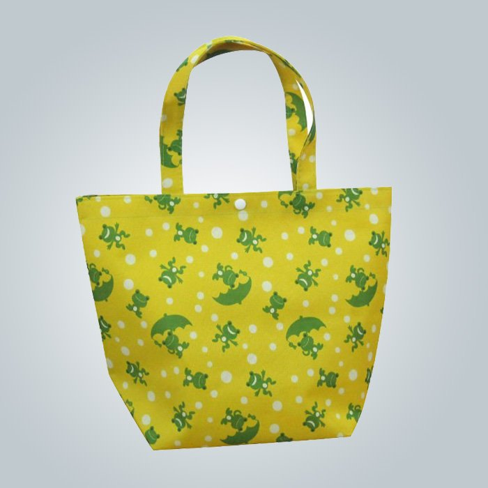 rayson nonwoven,ruixin,enviro-Durable and recycle pp non woven bag with logo priniting , tote bag wi