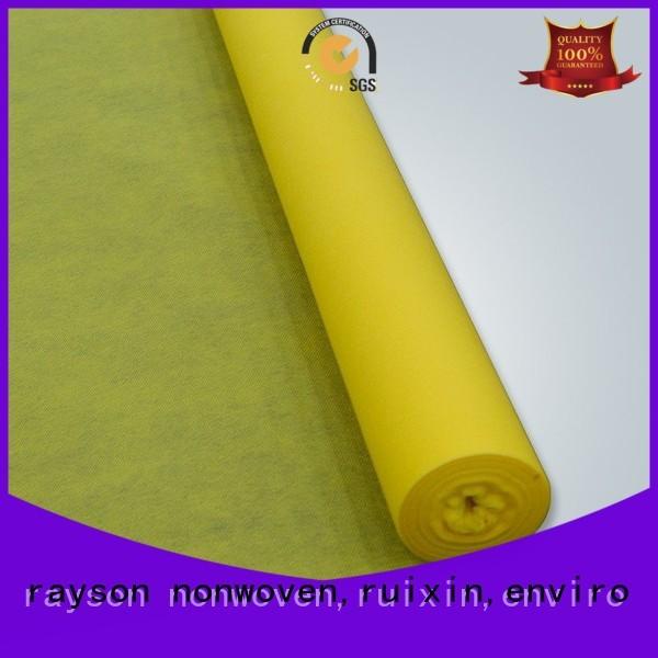 eritilerek şişirilmiş nonwoven lamine rayson nonwoven yapımı, ruixin, enviro