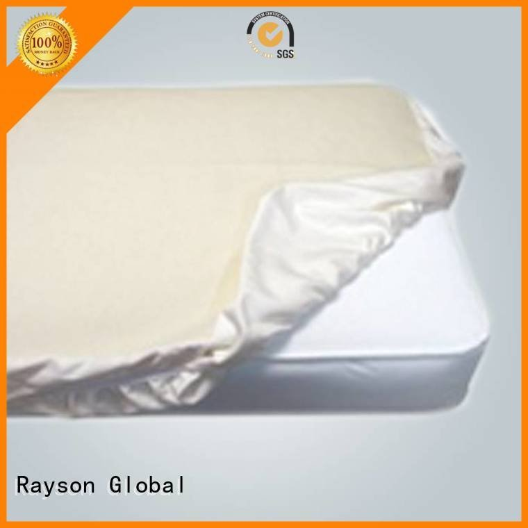 rayson nonwoven,ruixin,enviro non woven fabric roll price big pad comfy sleep
