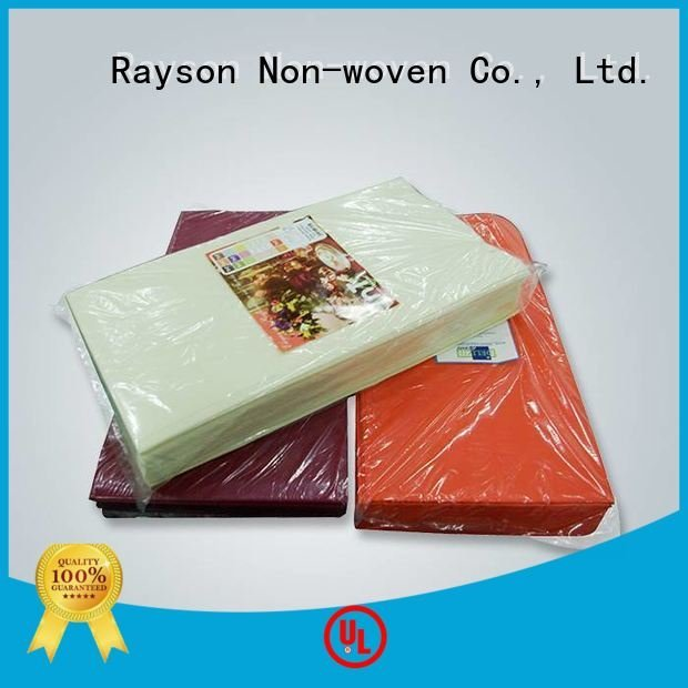 non woven cloth round banquet rstc06 virgin