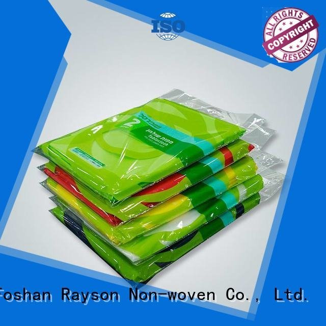 rayon nonwoven, ruixin, enviro 인기있는 브랜드 yellow bordeaux oekotex tnt tablecloth