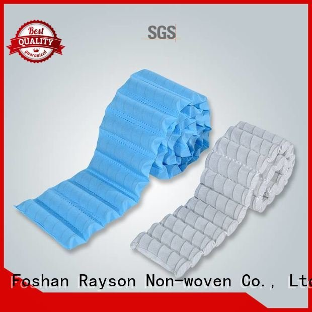 Wholesale oversea customized non woven polypropylene rayson nonwoven,ruixin,enviro Brand