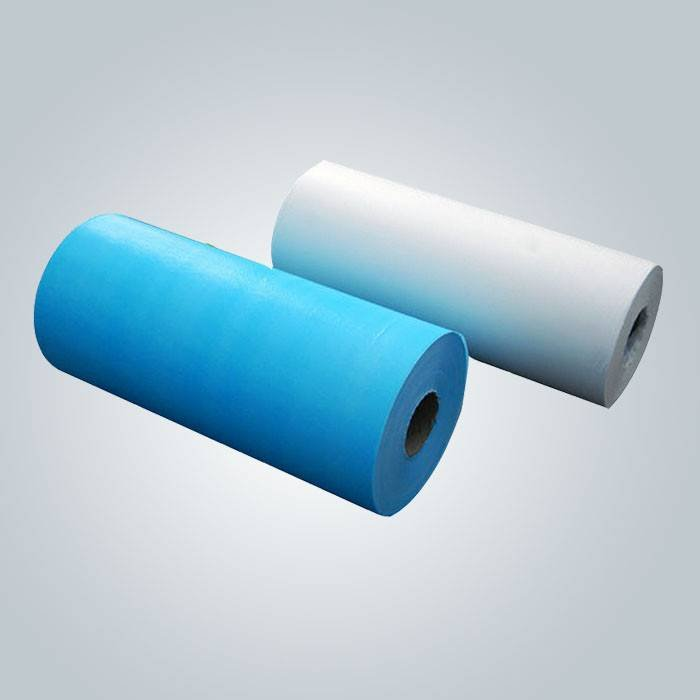 SMS spunbond non woven and spunlace non woven is suitable for medical