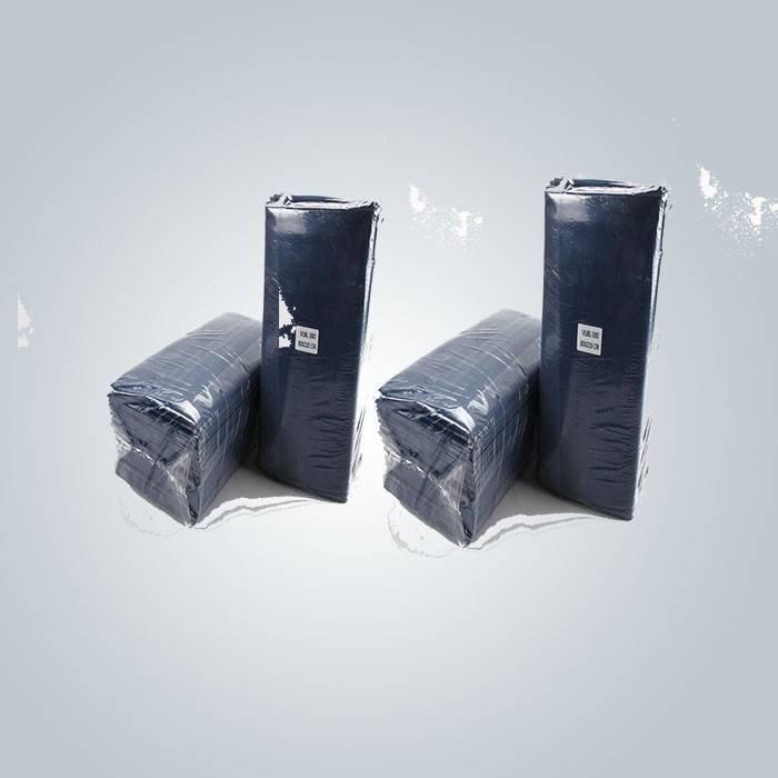 Tissu non tissé stratifié imperméable consommable médical pour l'hôpital de Patinet