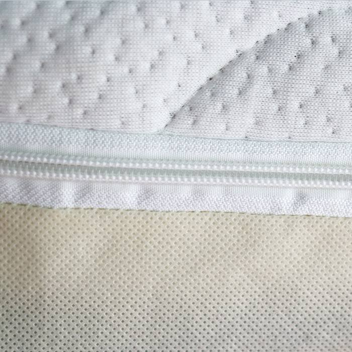 Comfy & Soft Fitted Crib Mattress Cover, Protector Big Size With Zipper