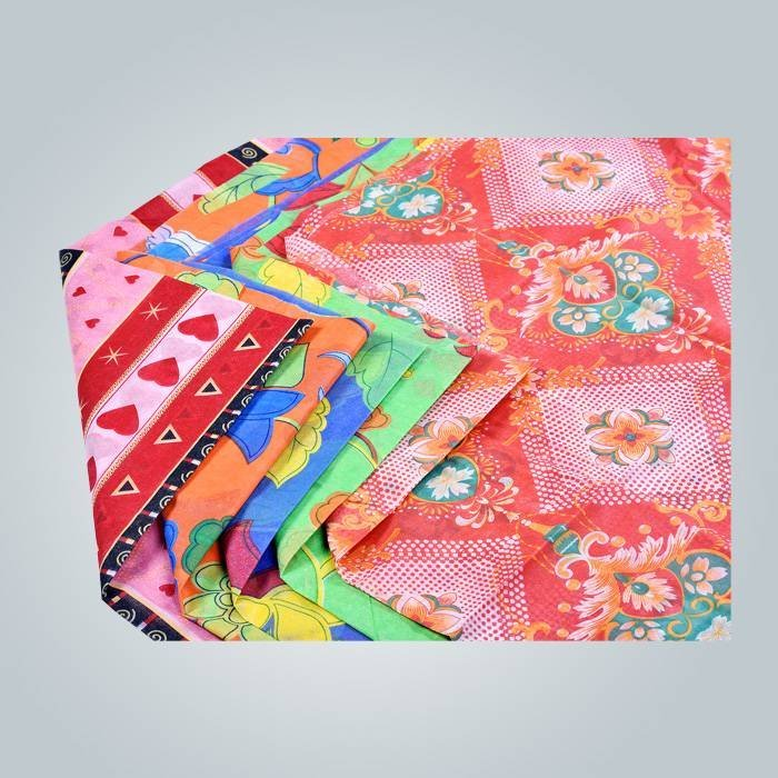 печатных нетканых материалов ткани, спанбонд флизелина, оптовая non сплетенные ткани