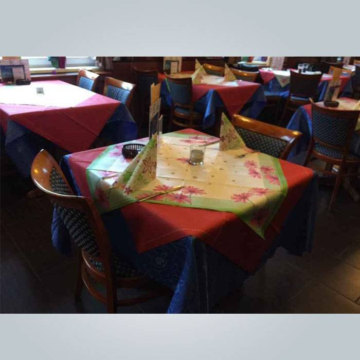 Eco - friendly non woven table cloth
