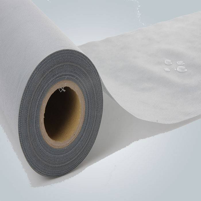 diposable tecido não-tecido para lençol médica e spa