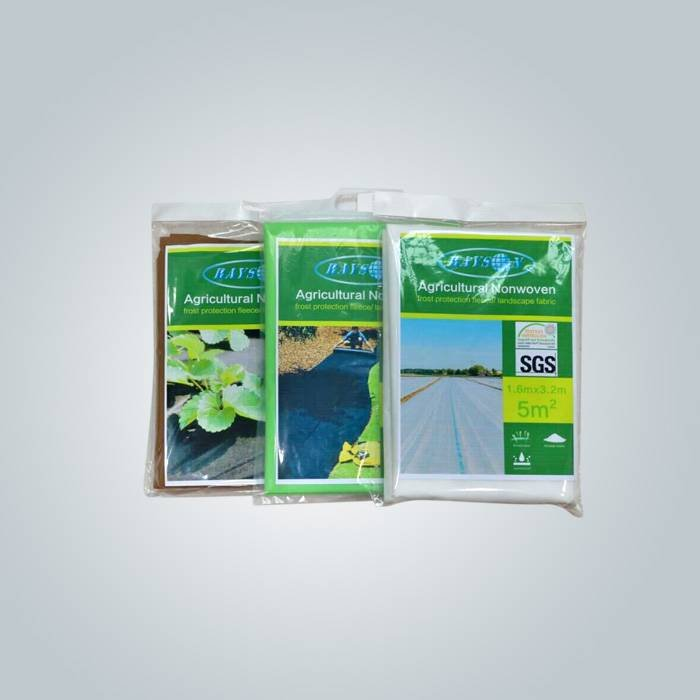 UV protection non woven weed control fabric for garden