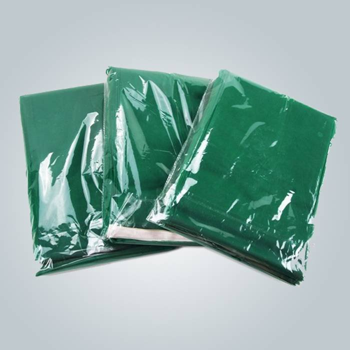 Green Color 3% UV Treated Agriculture Nonwoven In UAE For Protection