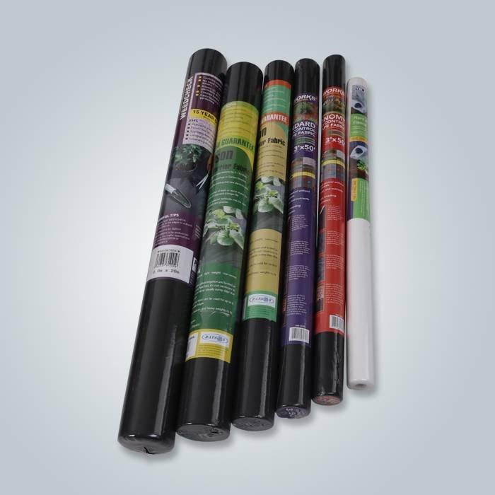 3 x 50ft 10 year polypropylene weed barrier fabric 50gram