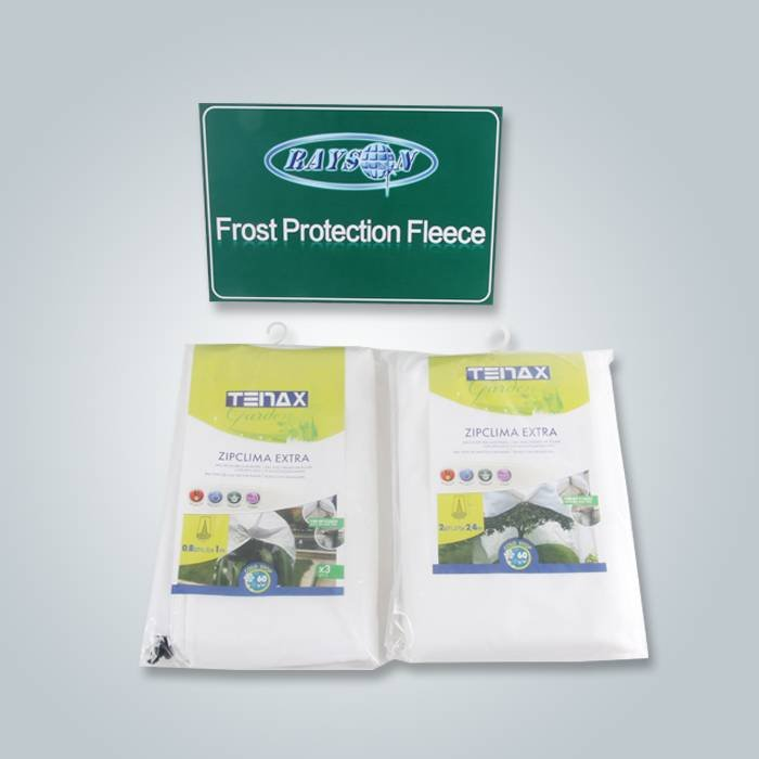 20gsm non woven gardening frost protection fleece for corps