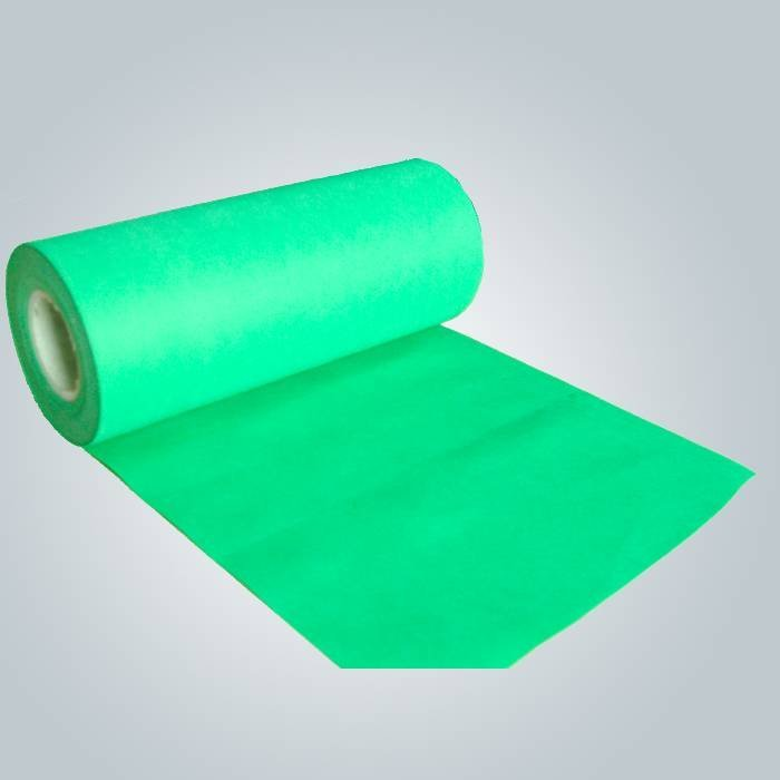 China textiles breathable PPNW spunbonded nonwoven 70gr
