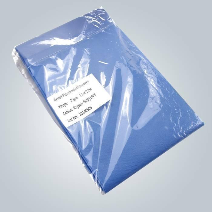 Одноразовые медицинские простыни стерильные кровати с помощью листа