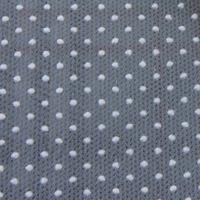 Durable PP Spunbonded Non Woven Anti Slip Fabric with PVC Dots , Home Textile Use