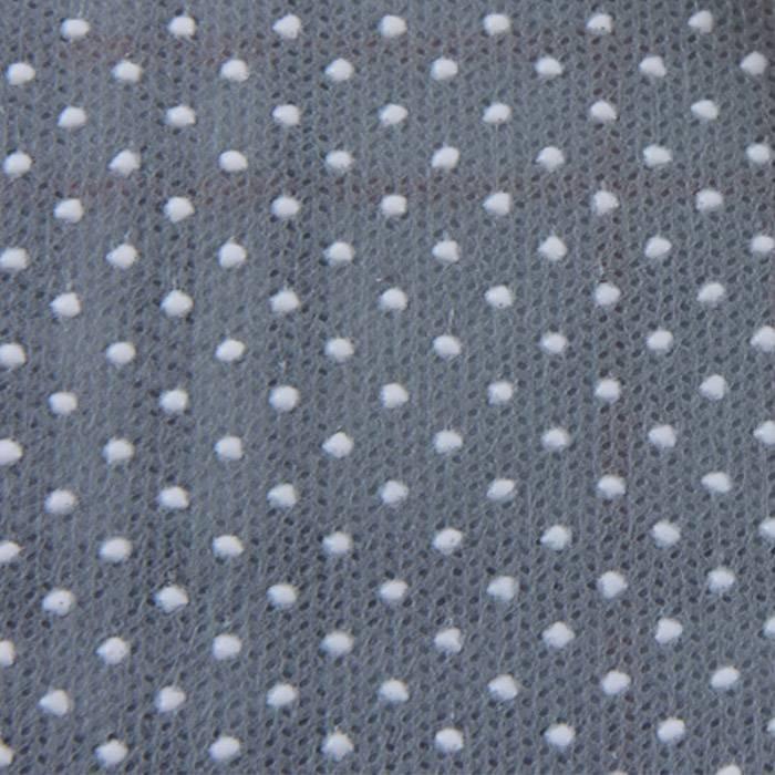 내구성 PP Spunbonded 비 짠 안티 미끄러운 패브릭 PVC 점, 홈 섬유 사용