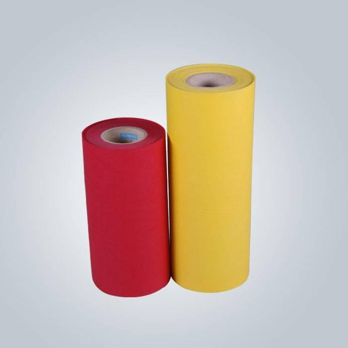 Polypropylen nicht gewebt gesponnen geklebte Staubschutz 60gsm