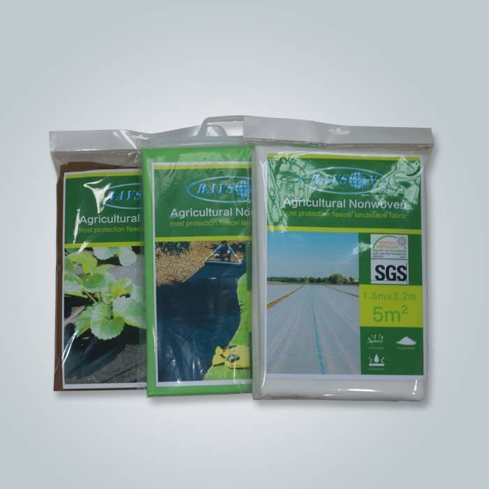 Air & Water Penetration Nonwoven Frost protection Insect Barrier Row Cover