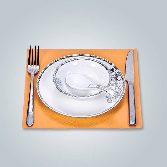 Hygienic and Water-proof Non Woven Placemat