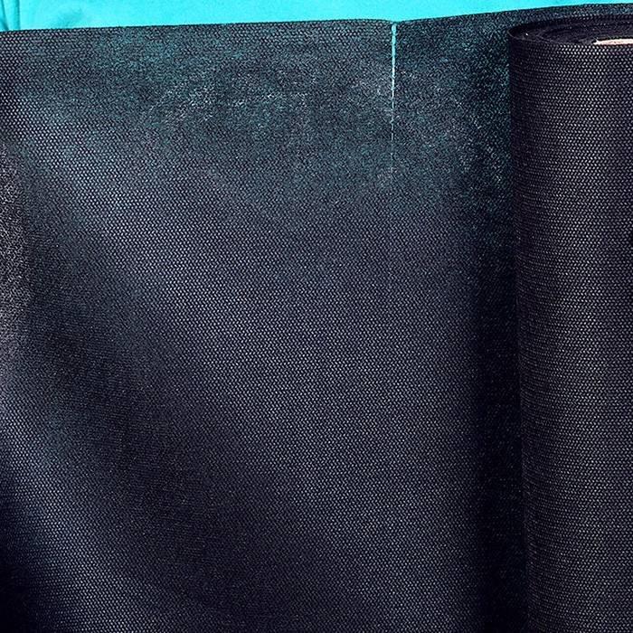 Nappe non tissée perforée emballée avec le film de rétrécissement de la chaleur