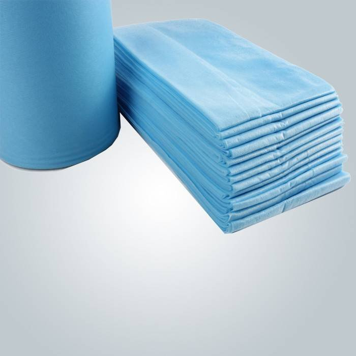 2016 Trending Products Laminated Hot Air Through Nonwoven