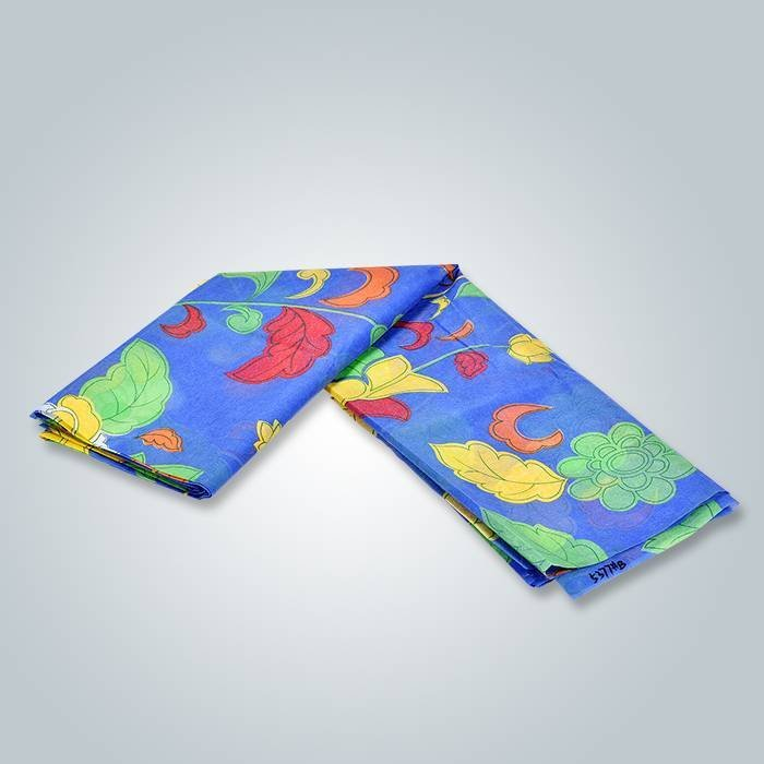 Max 6 kolorów 230 cm szerokości Drukowane włókniny spunbond do tapicerowania