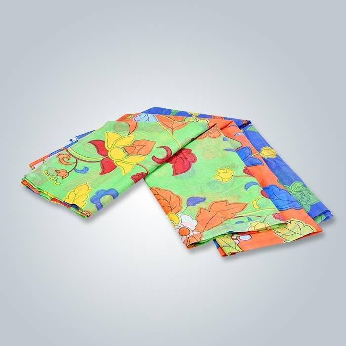 Uso del sofá impreso no tejido con multicolor 2.3 m de ancho