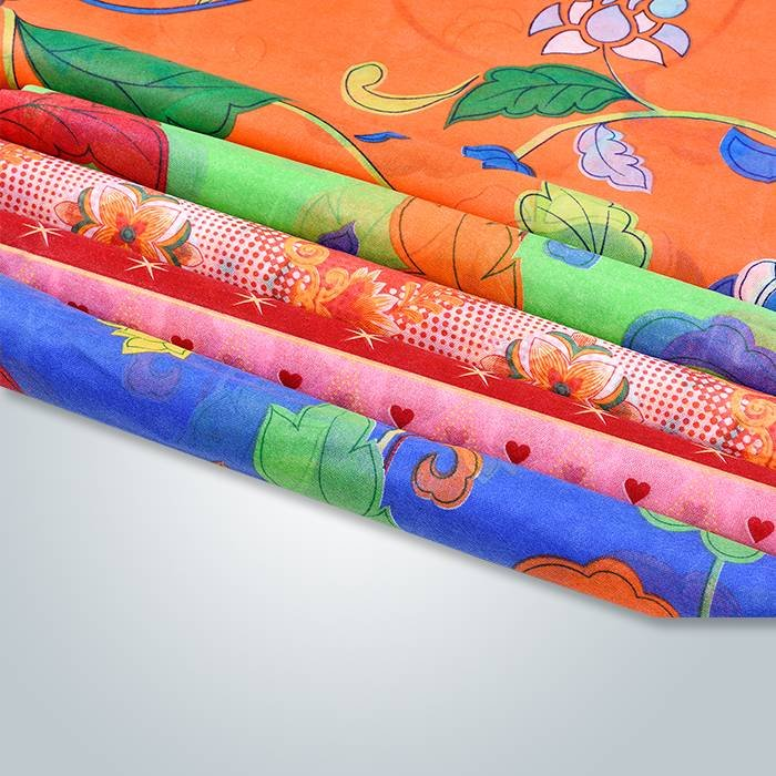 Make-to-Order Supply Type Printed Nonwoven For Mattress Use