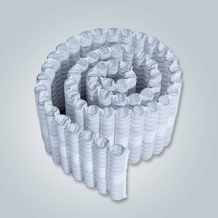 Good Strength And Elongation Spunbond Nonwoven For Pockect Spring