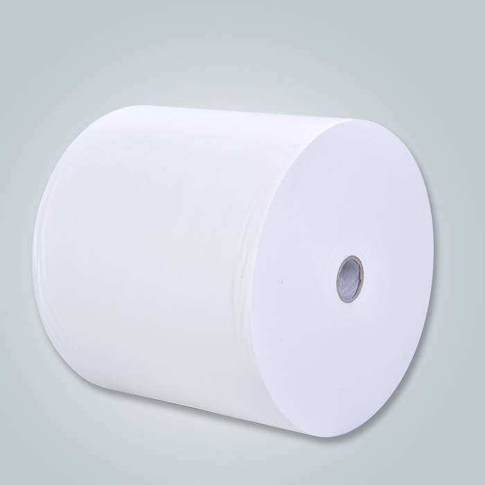 Soft Feeling White Color SS Nonwoven For Hygenical And Medical Industries
