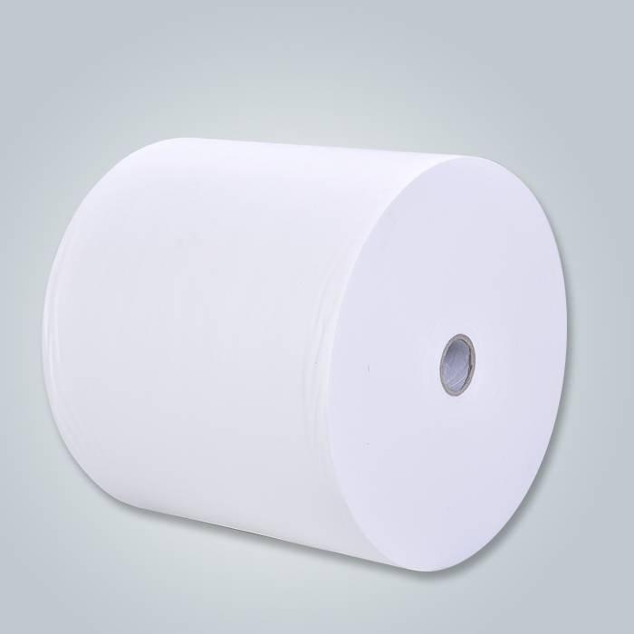 शीतल दिखने वाले सफेद रंगीन एसएस नॉनवॉवेन फॉर हाइजिकल एंड मेडिकल इंडस्ट्रीज
