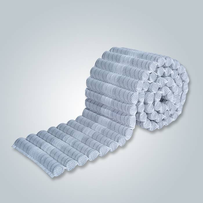 100% PP Good Quality White Pocket Spring Nonwoven Fabric