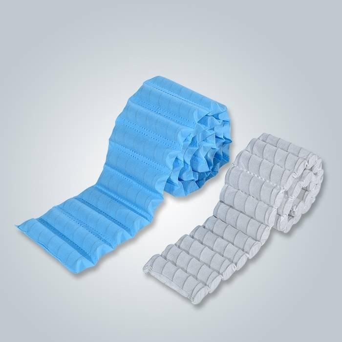 Non - toxique fabricant blanc Spunbond Non tissé tissus pour le printemps