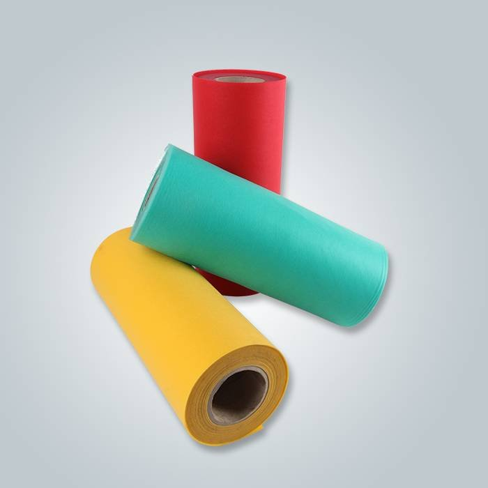 Direct factory of pp non woven fabric roll for shopping bags