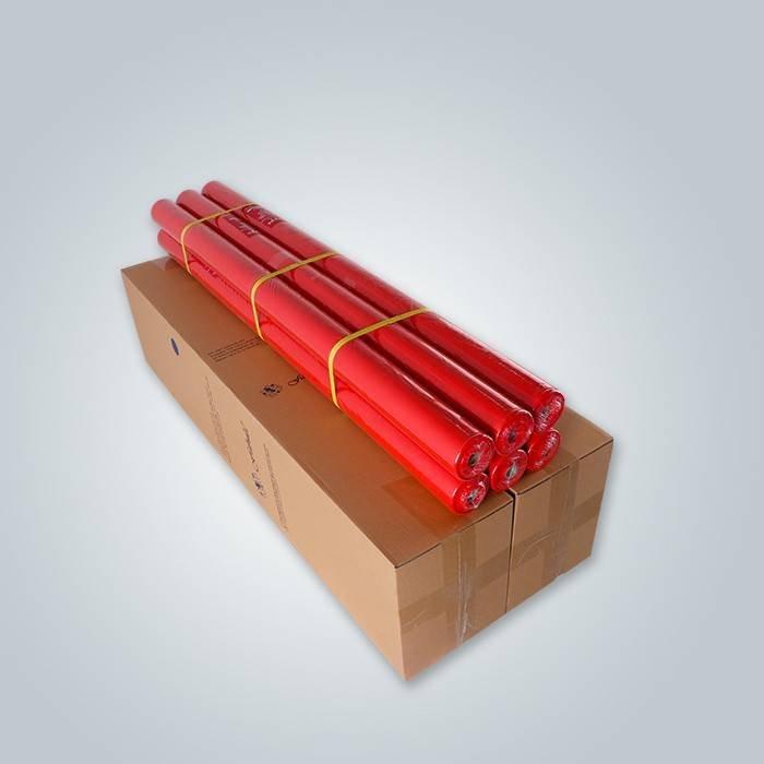 Pano de mesa não tecido embalado 6 rolo um pacote