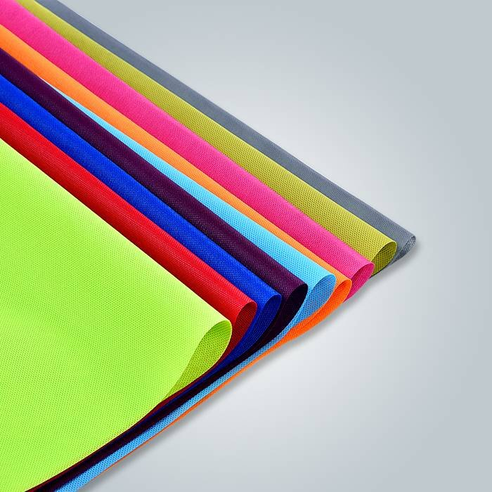 Tissu non tissé à motif cousu avec un motif Seasame pour colis