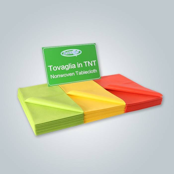 45/50/60 GSM Nonwoven Table Cover