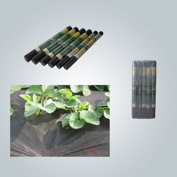 Chemical free non woven weed control landscape fabric supplier